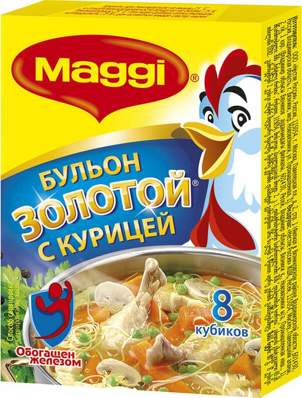Бульон с курицей Магги Оптовая база, склад-магазин «Трион» г. Нягань