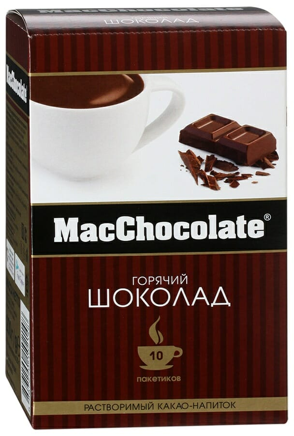 Какао напиток Горячий шоколад Оптовая база, склад-магазин «Трион» г. Нягань