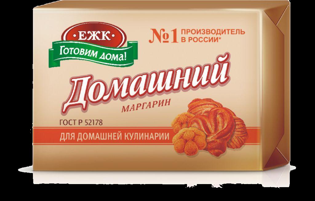 Маргарин ДОМАШНИЙ готовим дома 60% Оптовая база, склад-магазин «Трион» г. Нягань