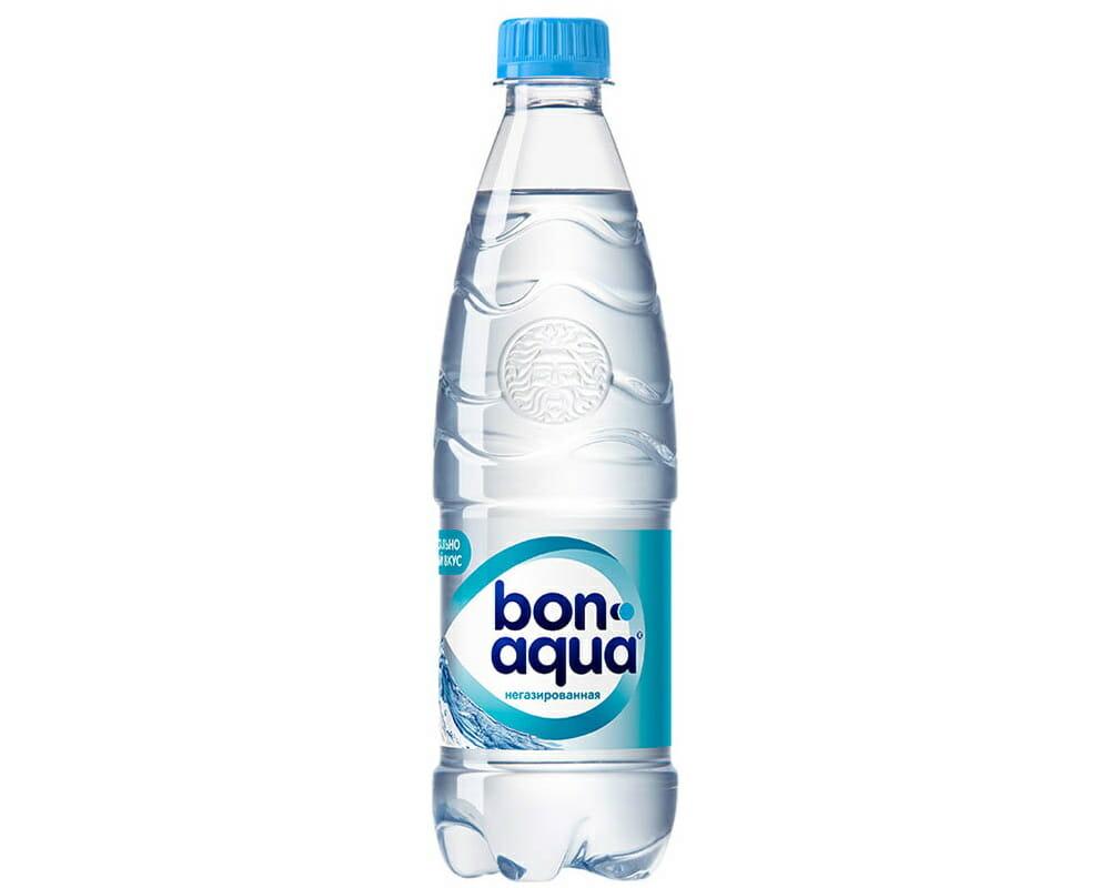Негазированная вода Бон Аква Оптовая база, склад-магазин «Трион» г. Нягань