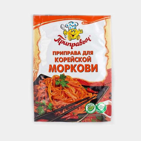 Приправа для морковки Приправыч Оптовая база, склад-магазин «Трион» г. Нягань