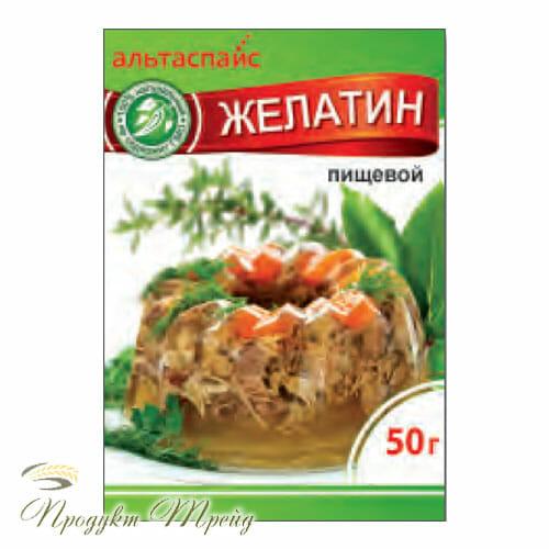 ЖЕЛАТИН пищевой АльтаСпайс Оптовая база, склад-магазин «Трион» г. Нягань