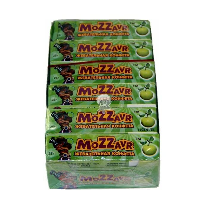 Жевательная конфета Мозавр Оптовая база, склад-магазин «Трион» г. Нягань