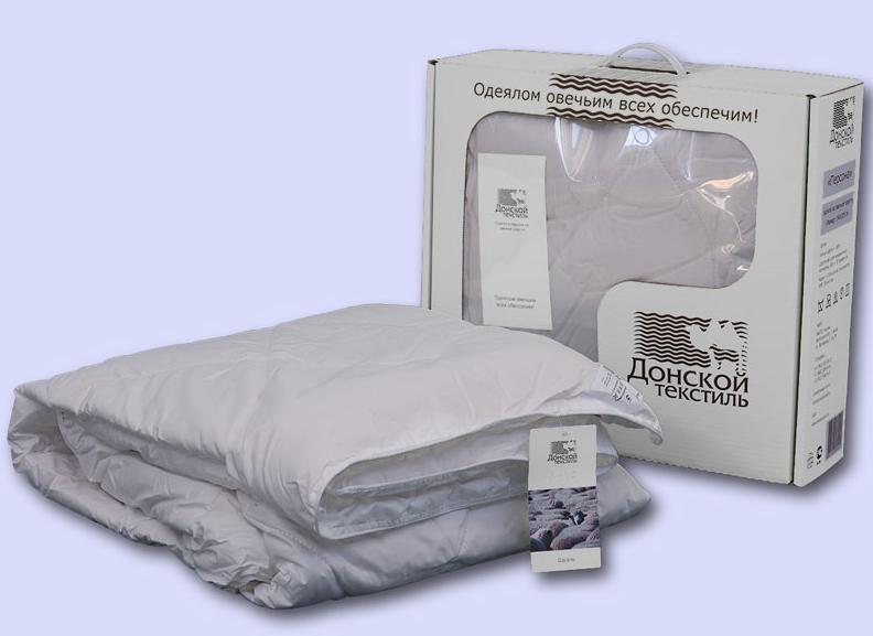 Одеяло Евро 200х220 овеч шерсть Стандарт Оптовая база, склад-магазин «Трион» г. Нягань